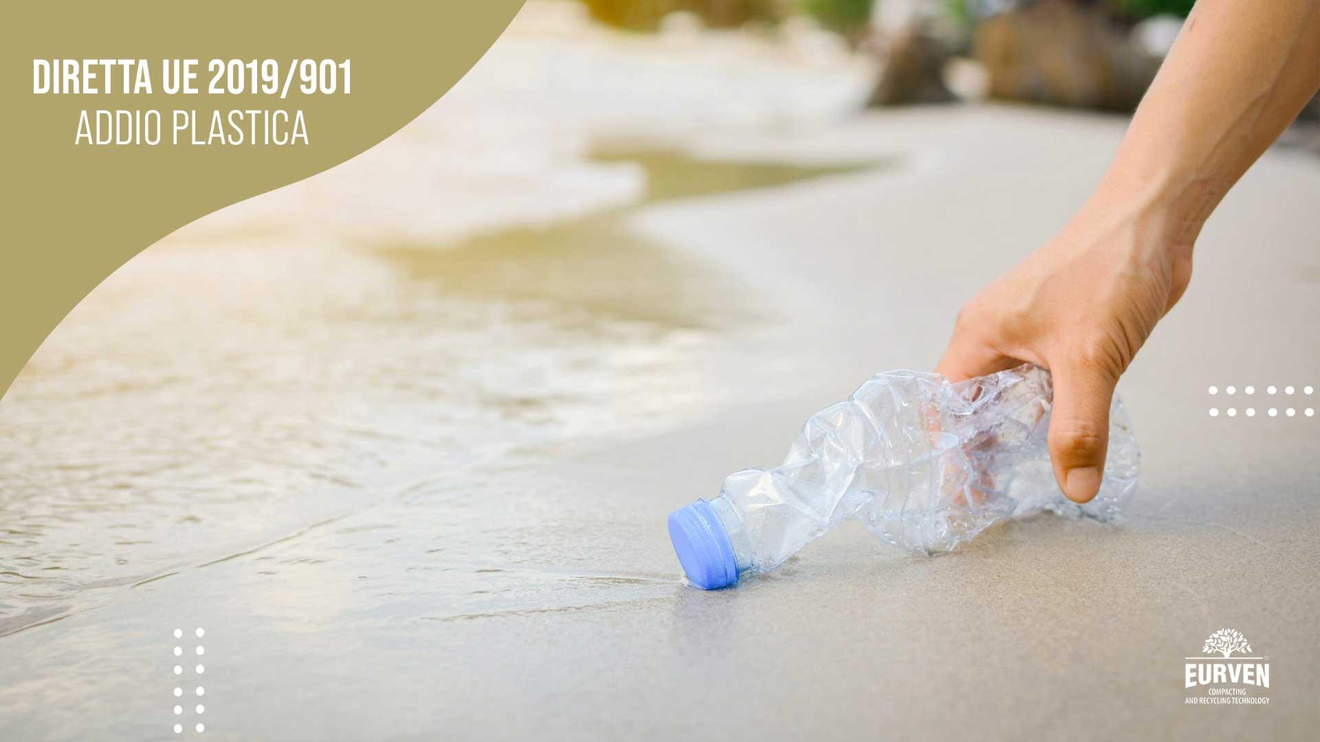 Direttiva europea plastica monouso