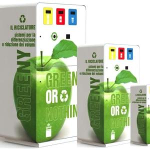 Eco-compattatori plastica e altri materiali: riciclo incentivante e guadagno